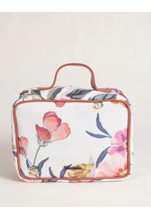 Necessaire Compartimentos - Floral U