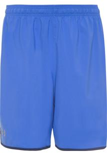 Short Masculino Qualifer Woven - Azul