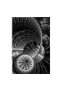 Painel Adesivo De Parede - Abstrato - 102Pn-P