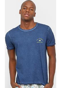 Camiseta Calvin Klein Tinturada California Masculina - Masculino