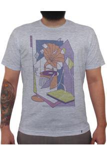 Lado B - Camiseta Clássica Masculina