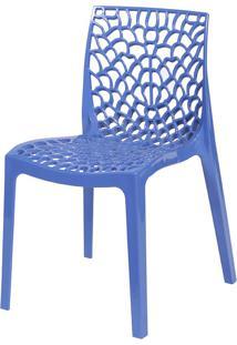 Cadeira Gruvyer S6316 – Or Design. - Azul