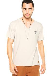 Camiseta Triton Falconry Off-White