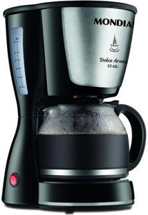 Cafeteira Elétrica Mondial Dolce Arome Inox 220V