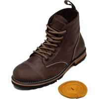 Bota Couro Mcd Beckman Boots Marrom Kanui eae1035cde89a