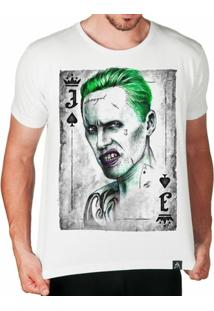Camiseta Coringa Artseries Masculina - Masculino