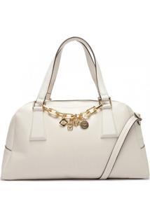 Bolsa Bowling Grande Em Couro Bardot Schutz Handbags S50018558