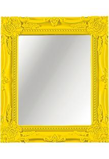 Espelho Mart 20X25Cm Amarelo