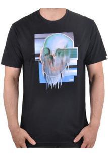 Camiseta Mcd Patch Skull Masculino - Masculino