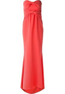 Boutique Moschino Vestido Longo - Rosa