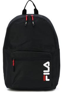Fila Logo Backpack - Preto