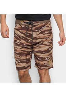 Bermuda Boardshort Mcd Camouflage Masculina - Masculino