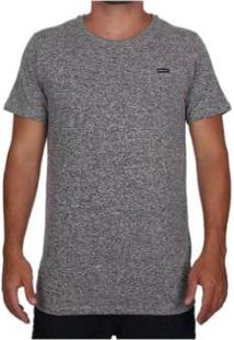 Camiseta Oakley Elevated Pock 457298Br-202 - Masculino-Cinza