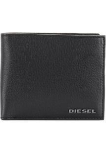Diesel Carteira 'Hiresh S' - Preto