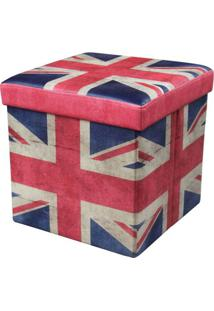 Puff Dobravel Cor Uk Flag - 27840 - Sun House