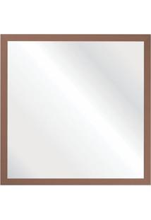 Espelho Decorativo Skandi 53X53 Cobre