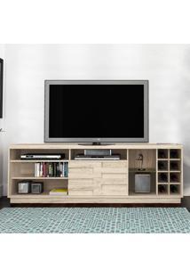 Rack Para Tv Carmem Até 65 Polegadas 502022 Rústico - Madetec