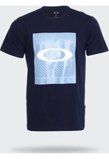 Camiseta Oakley Mod Razor Label Tee Masculina - Masculino