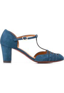 Chie Mihara Sandália 'Tabby' - Azul