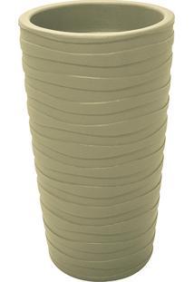 Vaso De Plástico Grego M Areia - Tramontina