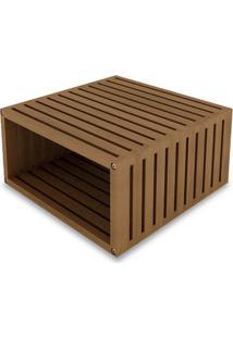 Modulo Dominoes 45X22 Cor Stain Jatoba - 23222 Sun House