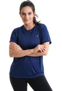 Camiseta Sting - Feminina - Feminino-Azul