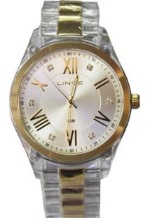 Relógio Feminino Lince Analógico Lrg4512L/C1Hk - Unissex-Incolor