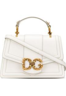 Dolce & Gabbana Bolsa Amore - Branco