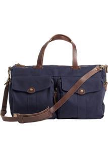 Mala Cutterman Co. Journey Duffle Bag Azul Marinho