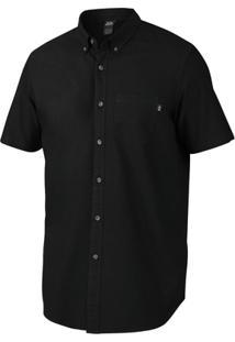 Camisa Oakley Foundation Woven Masculino - Masculino