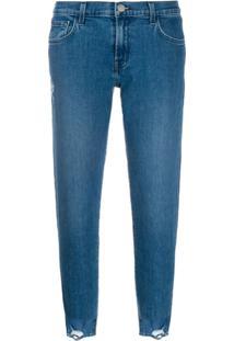 J Brand Skinny Jeans - Azul