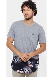 Camiseta Mcd Especial Flower Fish Masculina - Masculino