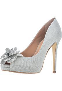953b1dba8 Peep Toe Conforto Festa feminino | Shoelover