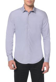 Camisa Slim Monte Carlo Simples - 1