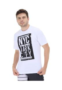 Camiseta Fatal Estampada 20250 - Masculina - Branco