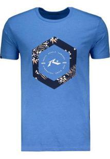 Camiseta Rusty Silk Peking Masculina - Masculino