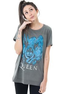 Camiseta Korova Rock Tees Queen