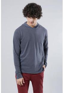 Camiseta Ml Leve A Fio Reserva Masculina - Masculino
