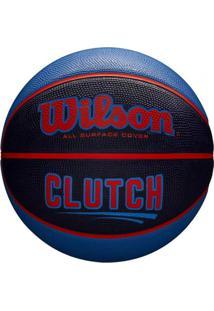 Bola Wilson Clutch - Basquete