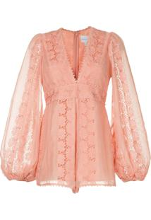 Alice Mccall Florence Playsuit - Rosa