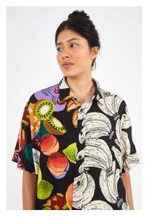 Camisa Mix Frutalia Uni