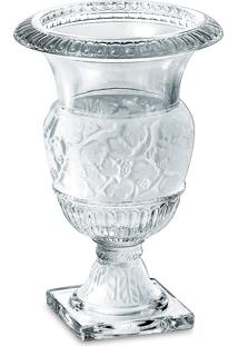 Vaso Cristal 30,5Cm Antique Bohemia