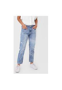 Calça Jeans Polo Ralph Lauren Slim Jolina Azul