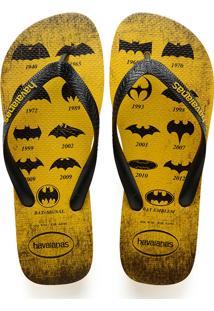 Chinelo Masculino Batman Havaianas 1652