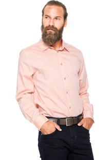 Camisa Sommer Comfort Laranja