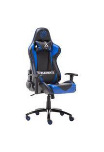 Cadeira Gamer Veda Acqua Elements Gaming Até 150Kg Reclinável