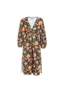 Vestido Gyoen - Preto