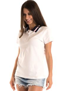 Camisa Polo Konciny Branco