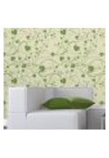 Papel De Parede Autocolante Rolo 0,58 X 3M - Floral 663