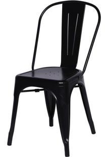 Cadeira Iron Preta - 24863 Sun House